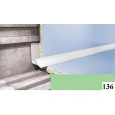 Вугли для плитки Cezar №136 (9 мм, 2,5 м., світлий горошок, внутрішній)