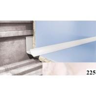 Уголки для кафельной плитки Cezar №225 (9 мм, 2,5 м., светло-розовый, внутренний)