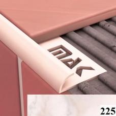Вугли для плитки Cezar № 225 (9 мм, 2,5 м., світло-рожевий, зовнішній)