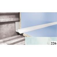 Уголки для кафельной плитки Cezar №226 (9 мм, 2,5 м., голубо-зеленый, внутренний)