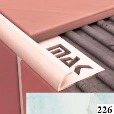 Вугли для плитки Cezar № 114 (8 мм, 2,5 м., темно-коричневий, зовнішній)