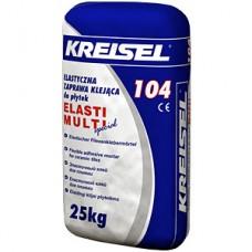 Клей для плитки ELASTI MULTI KREISEL 104 (25 кг)