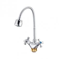 Змішувач для кухні гнучкий ZEGOR DTZ4 - E827