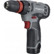 Акумуляторний дриль-шурупокрут Forte CDR 1218-2B2 (BP87756)