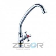Змішувач для раковини моно ZEGOR DTZ14 - A827