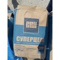Цемент М-500 25кг CRH (суперцемент) ПЦ I