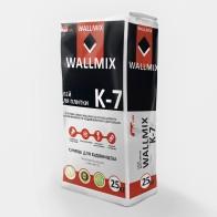 Клей WALLMIX K-7 для плитки 25кг
