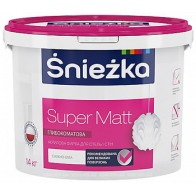 Фарба Sniezka Super Matt 10л