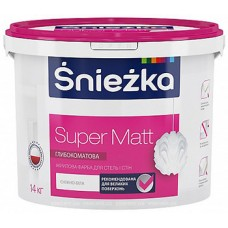Фарба Sniezka Super Matt 10л