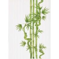 Декор Ретро бамбук 2 салатовый  25*35 1 шт.