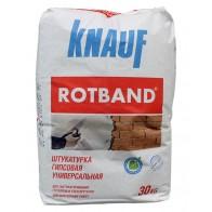 KNAUF ROTBAND (Ротбанд) Штукатурка (30 кг)