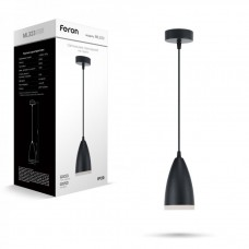 Підвісний світильник Feron ML323 чорний