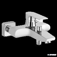 Змішувач для ванни Ferro Square BAQ1