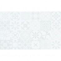 Плитка обл. Sansa White Pattern Glossy 25*40 кв.м