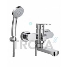 Змішувач для ванни Troya LAB3-А136