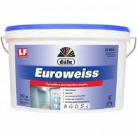 Краска супербелая DUFA Euroweiss D604 (1л)