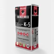 Клей WALLMIX K-5 для плитки 25кг