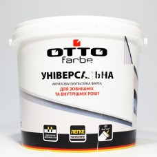 Фарба Снежка Отто універсальна 20кг (15л.)