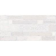 Декор brick светло-серий 23*50 (1шт.)