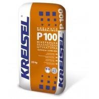 "Декоративна штукатурка KRAISEL P100 ""Барашек"" 2мм (25 кг)"