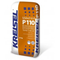 "Декоративная штукатурка KRAISEL P110 ""Короед"" 2мм (25 кг)"