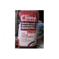Клейова суміш термостійка НоваПласт Н-170 (25 кг.)