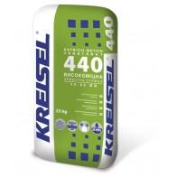 Цементная стяжка KREISEL 440 (25 кг)