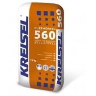 Штукатурка цементно-вапняна  KRAISEL 560 (25 кг)