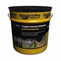 Мастика бітумно-гумова AquaMast 18 кг