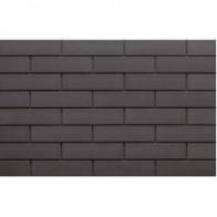 Плитка фасадна Szara gładka 24,5x6,5 кв.м