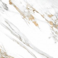 Плитка INTER GRES Calacatta Gold серый 60x60 35 071/L