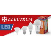 Світлодіодні лампи Electrum LED