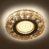 Точка 8585-2-MR16 жовтий срібло LED
