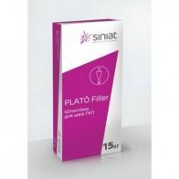 Шпаклівка для швів гіпсокартону PLATO Filler 15 кг