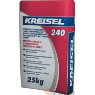Клей для мин вати KREISEL 240 (25 кг)