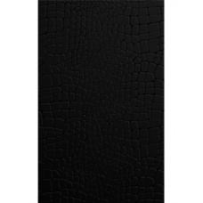 Плитка обл. Кайман чорна (К4С061) 25*40 (кв.м )