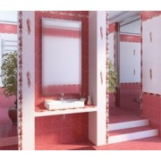 Коллекция Александрия розовый