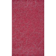 Плитка обл. Brina Темно-розовая 23*40 м.кв.
