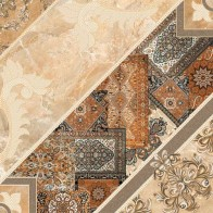 Плитка пол. Carpets Темно-коричнева 43*43 м.кв.