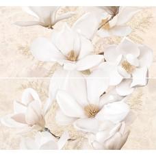 Панно Emperador цветы 46*50 (1шт.)