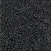 Плитка пол. Fluid Чорна матова 35*35 кв.м
