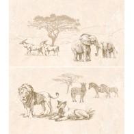 Панно Safari Звірі 46*40 (1ком.)