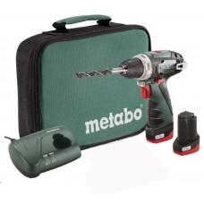 Акумуляторний шурупокрут Metabo PowerMaxx 10.8B