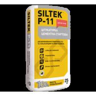 SILTEK Р-11 Штукатурка цементна стартова