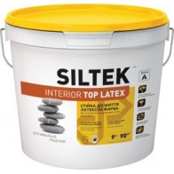 Фарба Siltek Interior Top Latex латексна 4,5 л