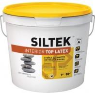 Краска Siltek Interior Top Latex латексная 4,5 л