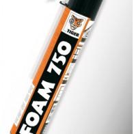 Пена монтажная ручная Tiger Foam 750мл