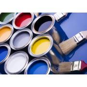 Емалеві фарби, акрилові та аерозолі